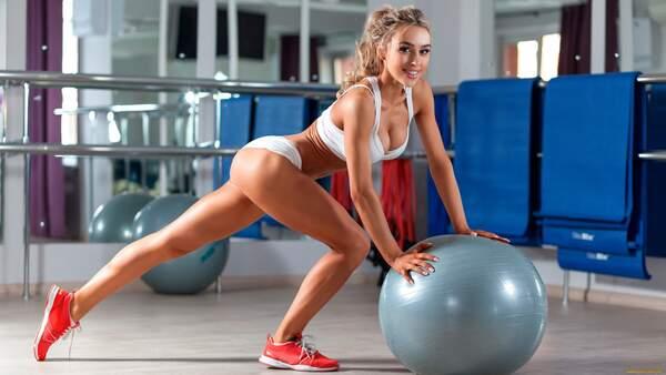 Физическая культура для девочки