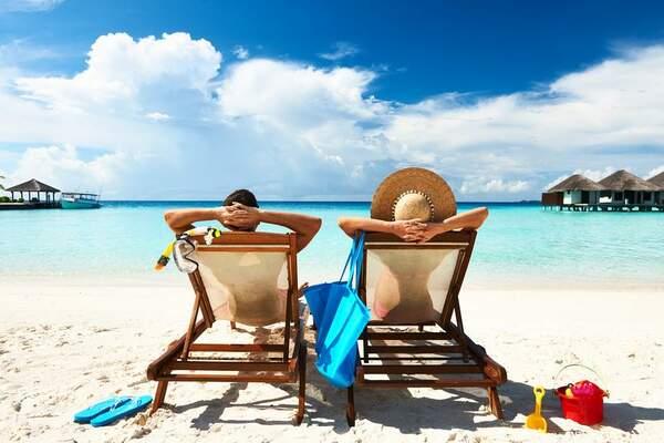 Устроить себе воображаемый отпуск