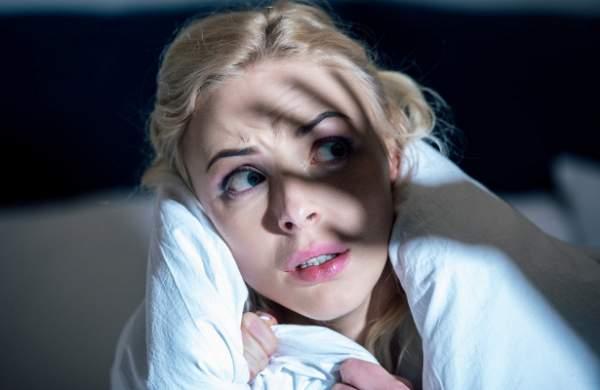 Страх и нервное напряжение